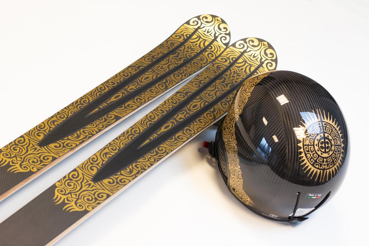 Branding-montfort-ski-casque